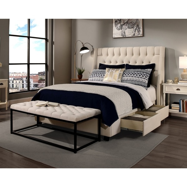 Bedroom Furniture Easter Sale: Shop Republic Design House Queen Size Cambridge Ivory