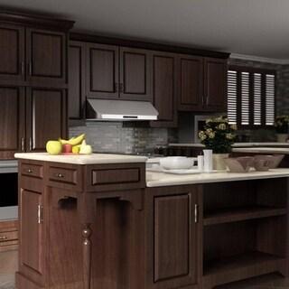 ZLINE 36-inch 900 CFM Under Cabinet Range Hood in Stainless Steel (619-36)