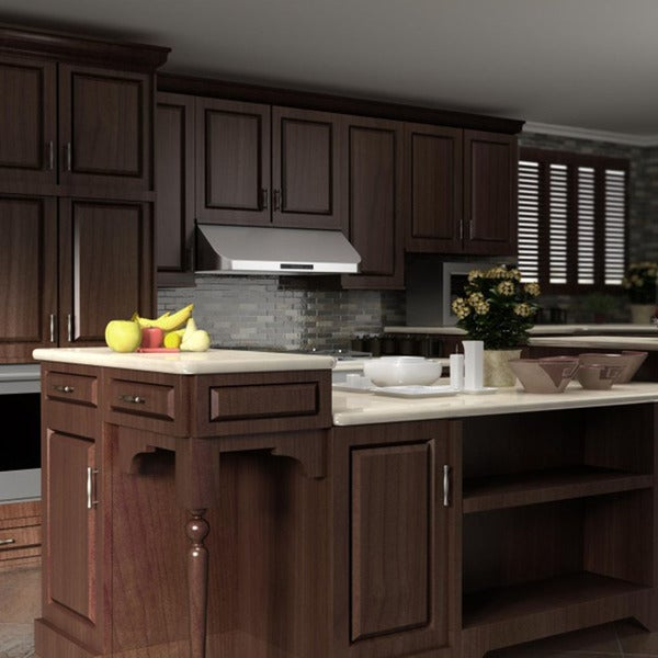 Kitchen Hood: Shop ZLINE 36-inch 900 CFM Under Cabinet Range Hood In