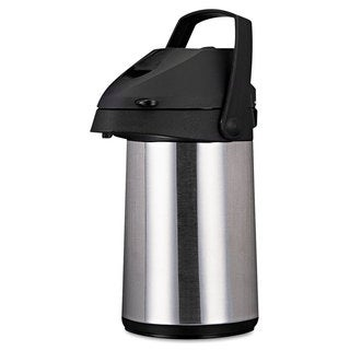 Coffee Pro Direct Brewith Serve Insulated Airpot with Carry Handle 2200mL Stainless Steel https://ak1.ostkcdn.com/images/products/13868653/P20508784.jpg?_ostk_perf_=percv&impolicy=medium