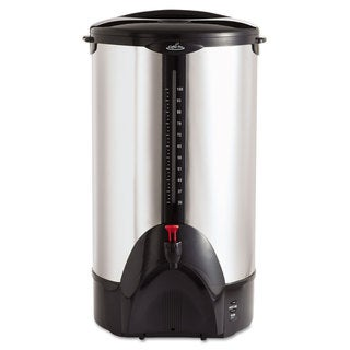 Coffee Pro CP100 Home/Business 100 Cup Double Wall Percolating Urn - Commercial