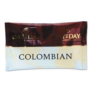 Day to Day Coffee 100-percent Pure Coffee Colombian Blend 1.5-ounce Pack 42 Packs/Carton