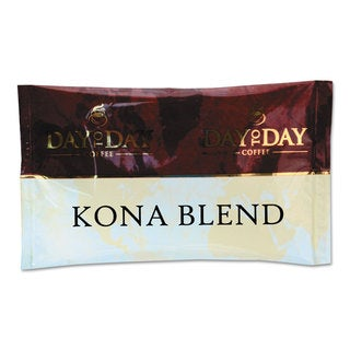 Day to Day Coffee 100-percent Pure Coffee Kona Blend 1.5-ounce Pack 42 Packs/Carton