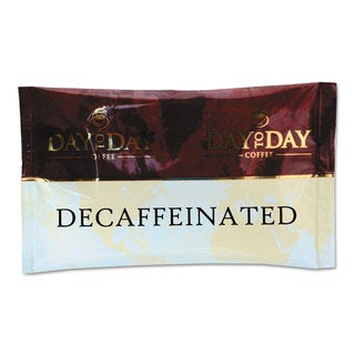 Day to Day Coffee 100% Pure Coffee, Decaffeinated, 1.5 oz Pack, 42 Packs