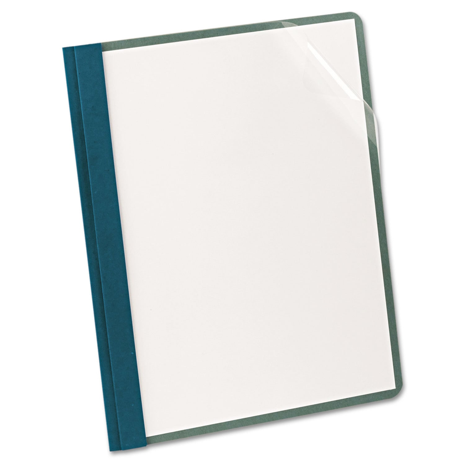 Oxford Earthwise Recycled Clear Front Report Covers Lette...
