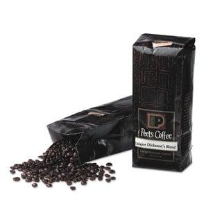Peet's Coffee and Tea Bulk Coffee Major Dickason's Blend Whole Bean 1 -pound Bag