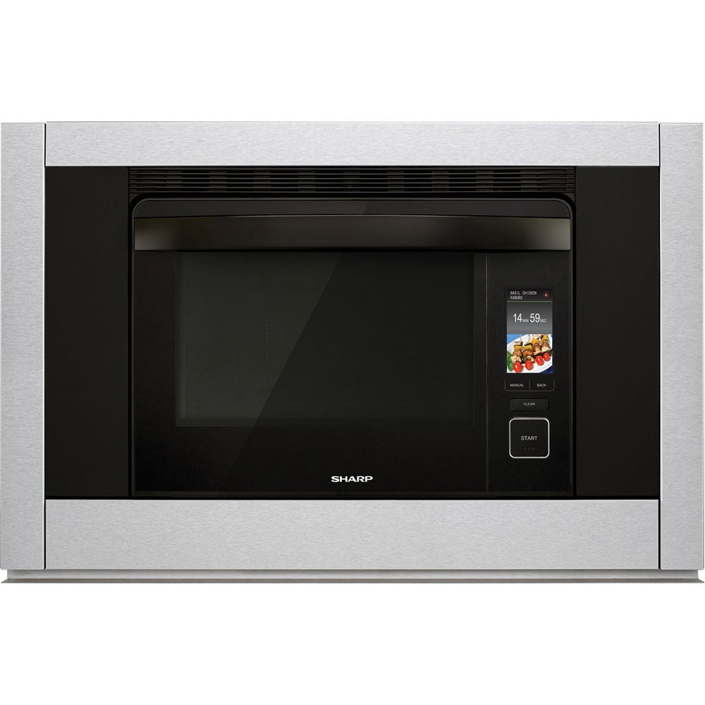 Sharp Insight 30 SuperSteam 1.1 Cubic Foot Combination St...