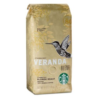 Starbucks Coffee Vernanda Blend Ground 1-pound Bag