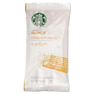 Starbucks Coffee Vernanda Blend 2.5oz 18/Box