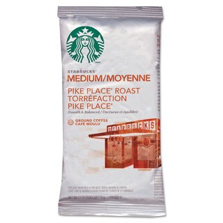 Starbucks Coffee Pike Place 2.5-ounce 18/Box