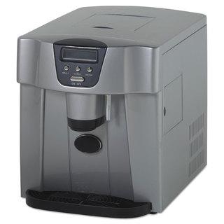 Avanti Countertop Icemaker/Water Dispenser Silver 12 1/4 x 14 1/2 x 17