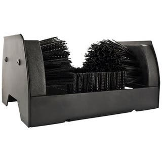 Yaktrax Black Wood/Steel Heavy-duty Boot Scrubber|https://ak1.ostkcdn.com/images/products/13869064/P20509138.jpg?impolicy=medium