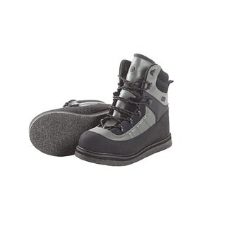 Allen Cases Sweetwater Black and Grey Size 13 Felt Sole Wading Boots