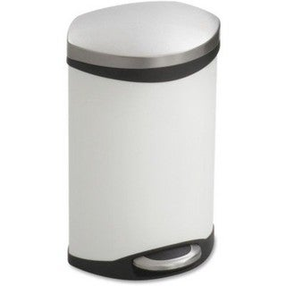 Safco Step-On Medical Receptacle 3gal White