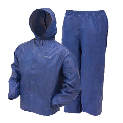 Frogg Toggs Youth Ultra-Lite Blue Rain Suit (Youth Ultra-...