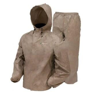 Frogg Toggs Women's Ultra Lite Khaki Suit