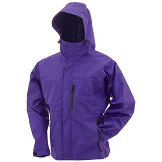 Frogg Toggs Women's ToadRage Purple Jacket