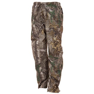 Frogg Toggs Men's Java Toadz 2.5 Lite-Weight Packable Pants, Realtree Xtra