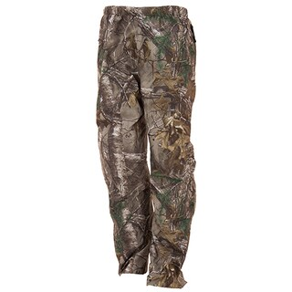 Frogg Toggs Men's Java Toadz 2.5 Lite-Weight Packable Pants, Realtree Xtra (2 options available)