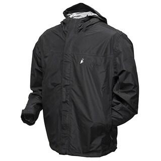 Frogg Toggs Youth Java Toadz 2.5 Black Waterproof Jacket
