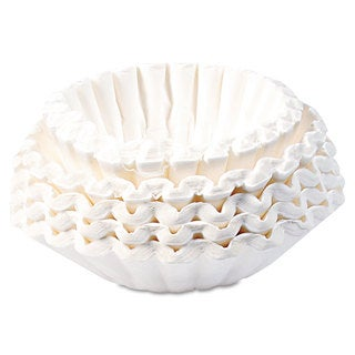 BUNN Flat Bottom Coffee Filters Paper 12-Cup Size