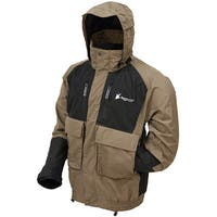 Frogg Toggs Firebelly Toadz Black/Stone Large Jacket