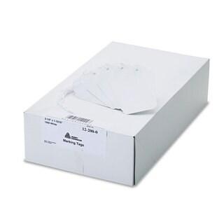 Avery Medium-Weight White Marking Tags 3 1/4 x 1 15/16 1 000/Box