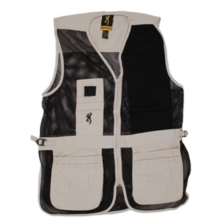 Browning Trapper Creek Sand/ Black Left-handed Vest