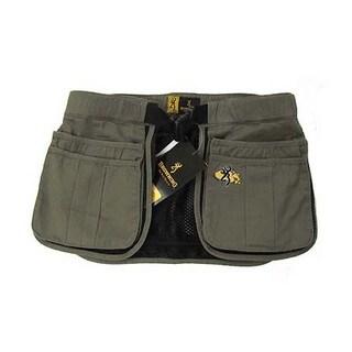 Browning Trapper Creek Sage and Black Adjustable Half Vest