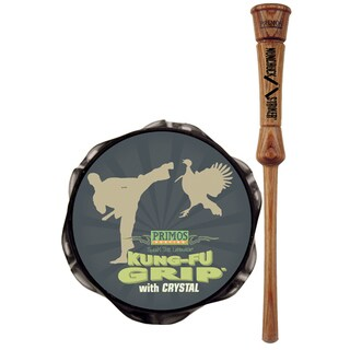 Primos Kung Fu Grip Crystal Pot Friction Turkey Call