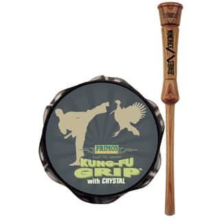 Primos Kung Fu Grip Crystal Pot Friction Turkey Call|https://ak1.ostkcdn.com/images/products/13869298/P20509421.jpg?impolicy=medium