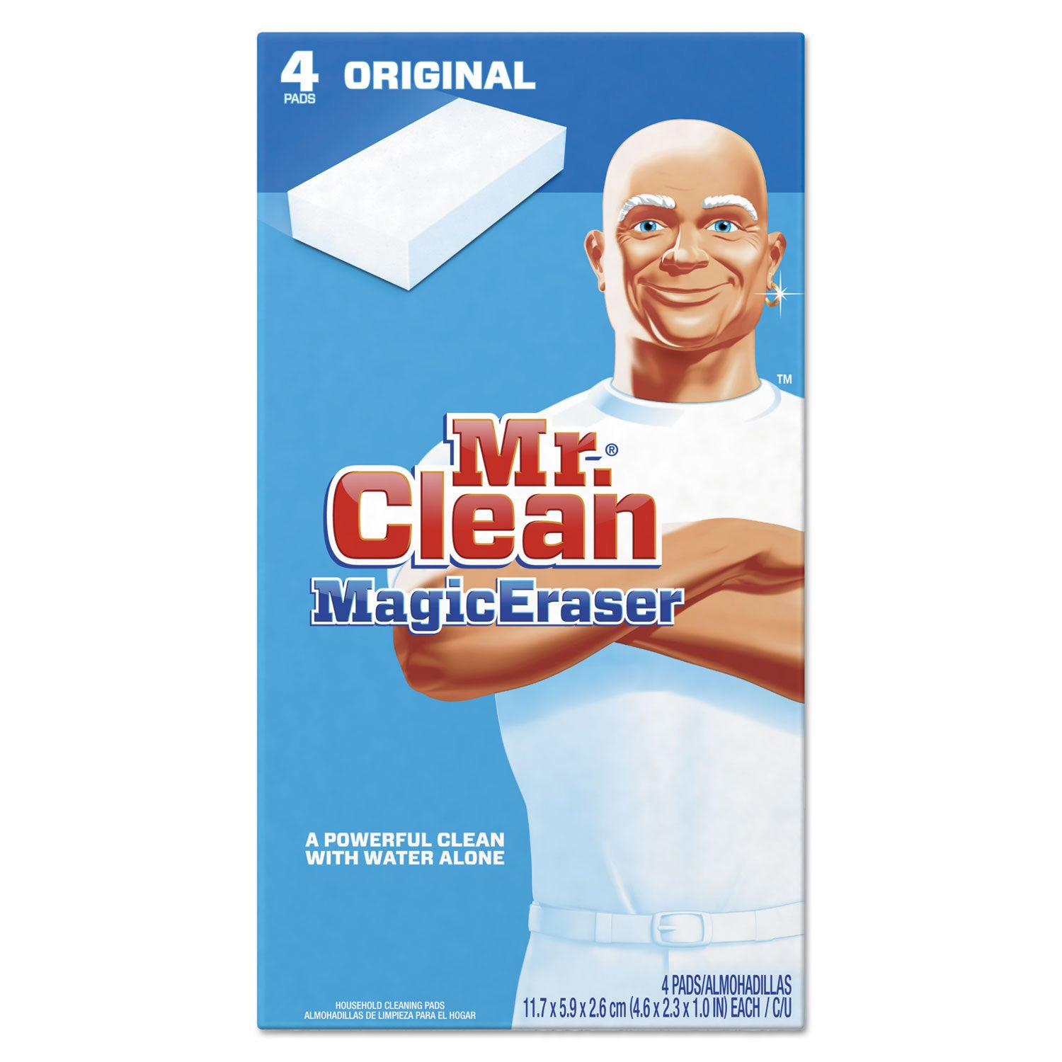Mr. Clean Magic Eraser - All Purpose 2 2/5-inch x 4 3/5-i...