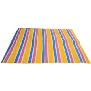 Tex Sport Rainbow Stripe Multi Polypropylene Mat