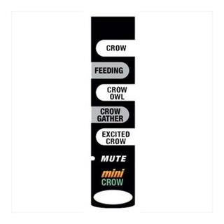 Extreme Dimension Mini Crow Wildlife Sound Stick