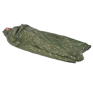 Proforce Equipment Olive and Silver Emergency Survival Bag