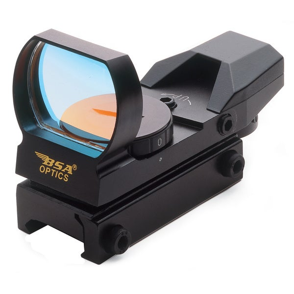 BSA Multi-Reticle Panoramic Sight Red