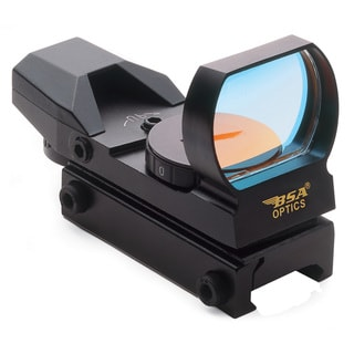 BSA Panoramic Sight Red/Green Multi-Reticle Gift Box