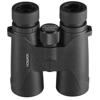 Sightron SIII Series Black Rubber Roof Prism Binoculars (10x42mm)