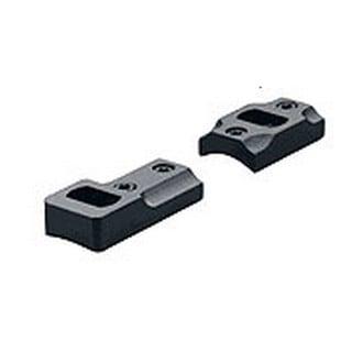 Leupold Matte Black Steel Dual Dovetail 2-piece Scope Base