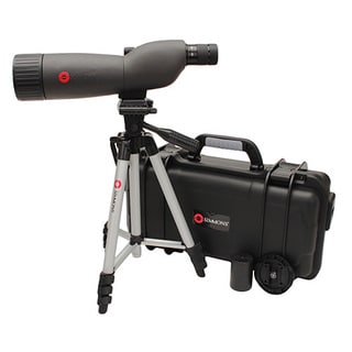 Simmons Dark Grey 20-60x60mm Boxed Spotting Scope with Hard Case and Tripod