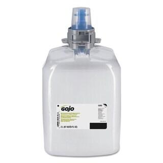 GOJO Invigorating 3-in-1 Shampoo and Body Wash Citrus Spice 2000mL Refill 2/Carton