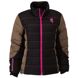 Browning Women's Hell's Belles Black Blended Down Jacket
