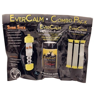 Conquest Scents EverCalm Stink Stick Combo Package