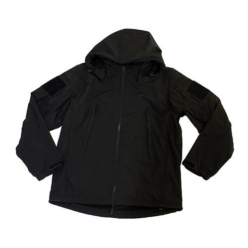 NcStar Vism Delta Zulu Black Micro-fleece Jacket