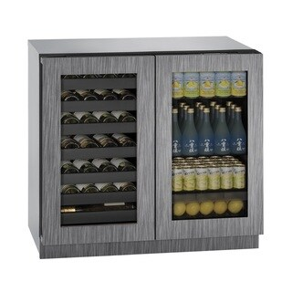 U-Line 3000 Series 3036BEV - 36 Inch Integrated Beverage Center