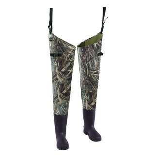 Allen Cases Dillon 2Ply Camo Hip Wader, Realtree Max5