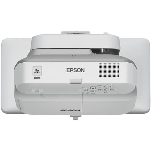 Epson PowerLite 685W Ultra Short Throw LCD Projector - 16:10