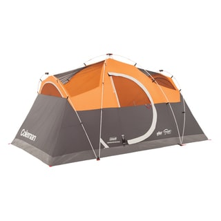 Coleman Yarborough Pass Multicolor Nylon Fast Pitch 6-person Dome Tent