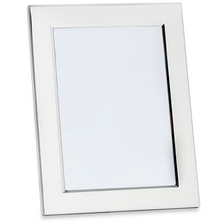 Reed and Barton LEN1457 Classic Silverplate 5-inch x 7-inch Frame