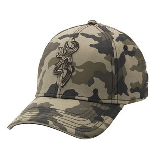 Browning Camo Large/X-Large Stalker Cap